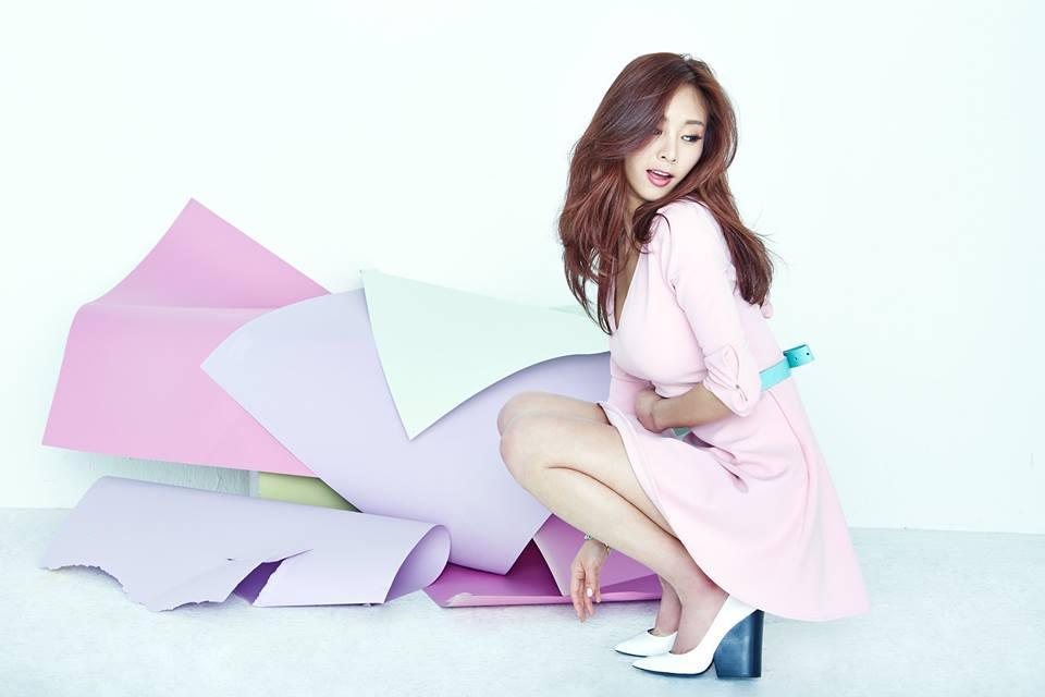 المغنية G.NA كشفت عن الفيديو كليب الخاص بأغنية G.NA's Secret ...