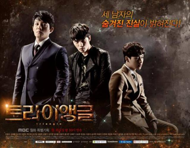 Triangle Poster 2