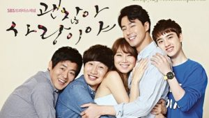 It's Okay, That's Love Poster 3
