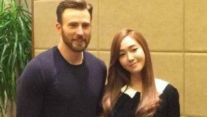 Jessica & Chris Evans feature