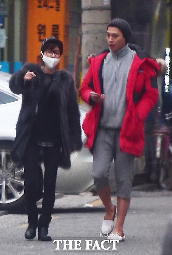 Park Han Byul & Jung Eun Woo 1