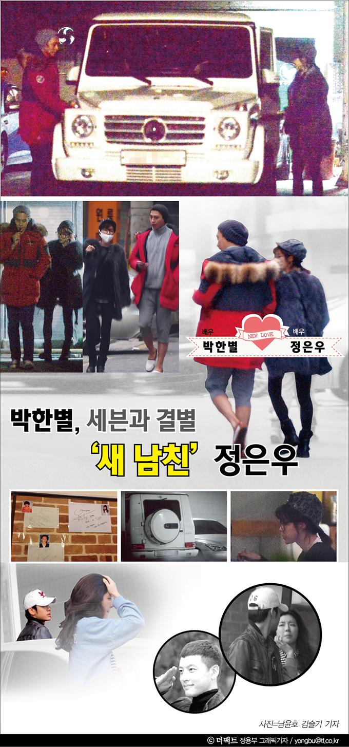 Park Han Byul & Jung Eun Woo 2