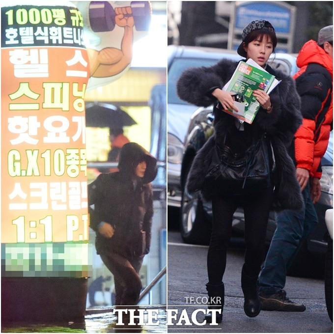 Park Han Byul & Jung Eun Woo 6