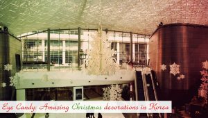 christmas in korea 1