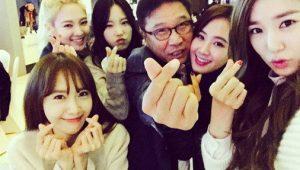 girls-generation-and-lee-soo-man