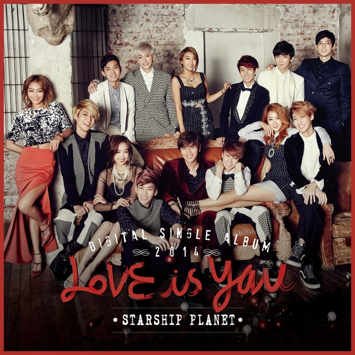 starship love is you