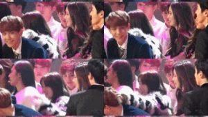 baekhyun and taeyeon3