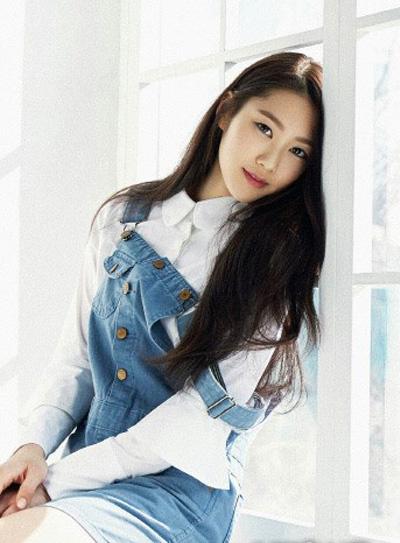Oh My Girl Ji Ho