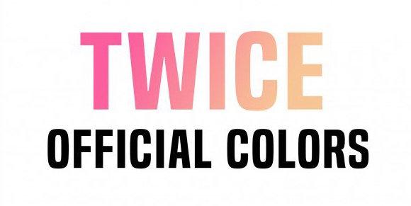 [رأي مستخدمي الإنترنت] توايس أعلن عن لون نادي معجبيهن الرسمي
