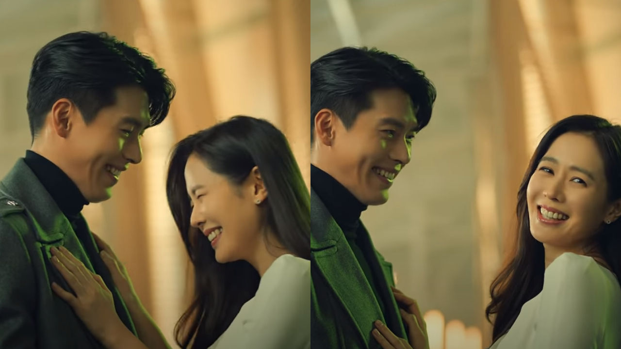Photo of [الآراء] الحبيبين هيون بين وسون يي جين لطيفين جدا في أول إعلان تجاري لهما كثنائي