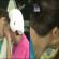 [مقطع فيديو] تبادل القبل بين أعضاء فرقة 2AM و فرقة KARA ؟!!